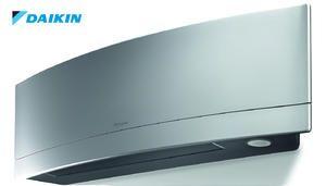 Климатик Daikin Emura Сребърна FTXG-LS - фреон R410