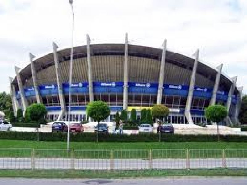 Спортна зала Варна